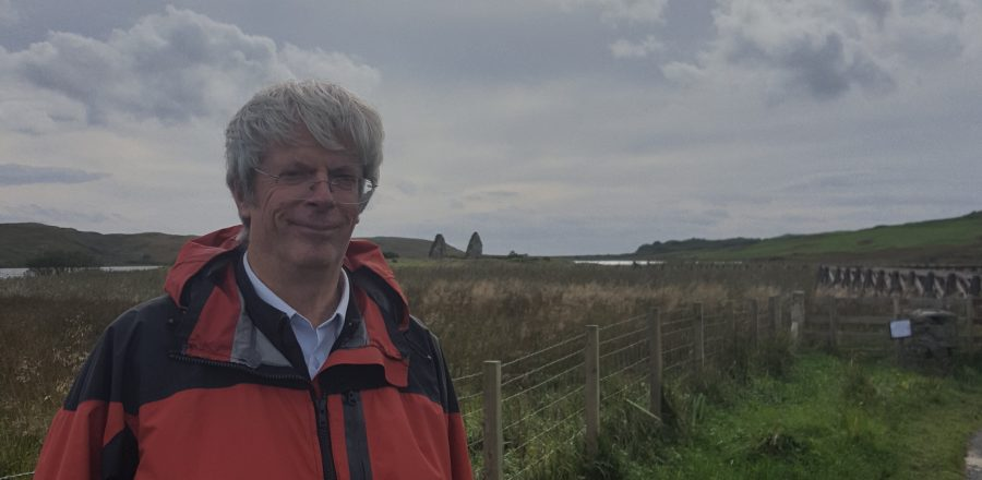 Special tours with archaeologist David Caldwell in September